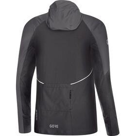 GORE WEAR R7 Partial Gore-Tex Infinium Kurtka do biegania Kobiety szary/czarny
